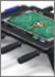 Classic Match Foosball for iPad: Advanced Accessory Technology!