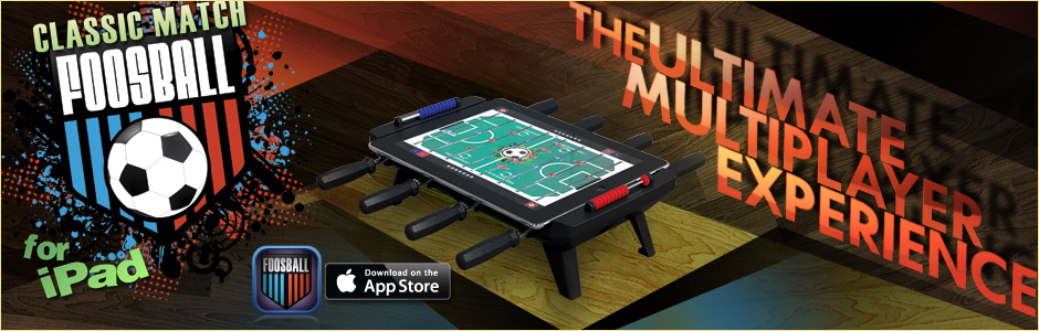 Classic Match Foosball for iPad
