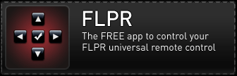 FLPR Free App Turns iPhone, iPod Touch & iPad into Programmable Remote Control