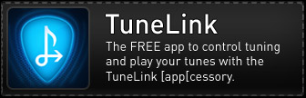 Tunelink Auto for iPhone, iPod Touch & iPad