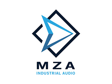 Multi-Zone Amplifier Project Logo